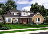 Plan Number 98625 - 2702 Square Feet