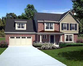 Plan Number 98626 - 2007 Square Feet