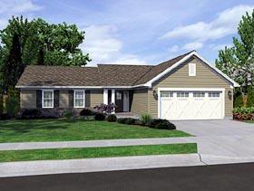 House Plan 98631