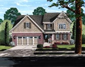 Plan Number 98641 - 1850 Square Feet
