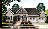 House Plan 98664