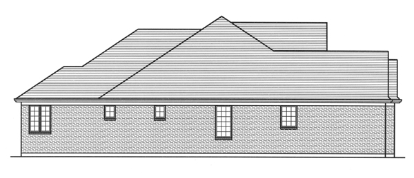 Cottage, Traditional, Tudor House Plan 98664 with 3 Beds, 3 Baths, 2 Car Garage Picture 1