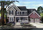 Plan Number 98666 - 3150 Square Feet
