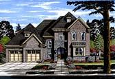 House Plan 98673