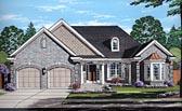 House Plan 98676