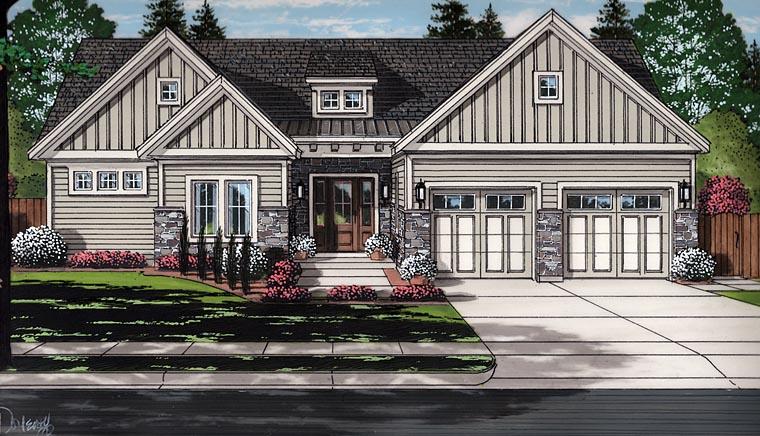 House Plan 98679
