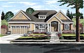 Plan Number 98687 - 1894 Square Feet
