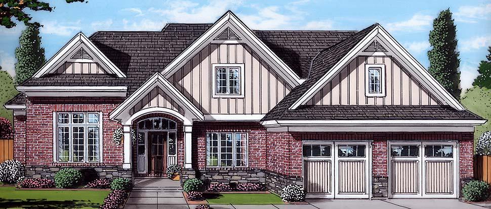 House Plan 98694