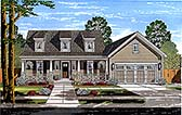 Plan Number 98696 - 1664 Square Feet