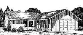 House Plan 98710