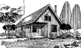 House Plan 98711