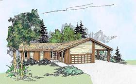 House Plan 98739