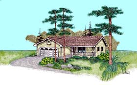 House Plan 98757