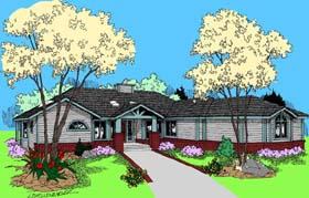 House Plan 98761