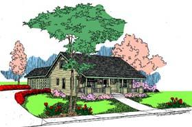 House Plan 98763