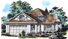 House Plan 98800