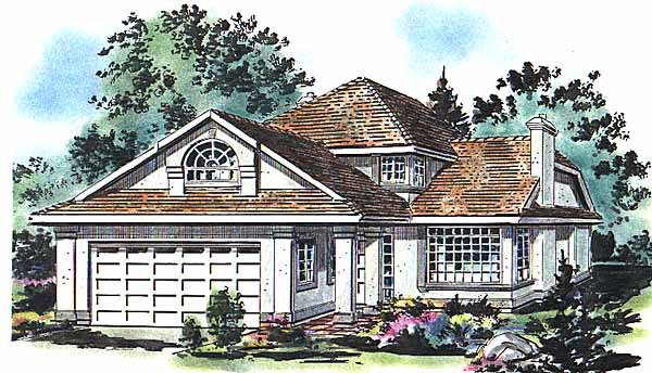 Florida Mediterranean House Plan 98800 Elevation