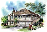 Plan Number 98801 - 1557 Square Feet