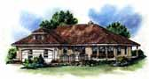Plan Number 98807 - 1487 Square Feet