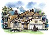 Plan Number 98811 - 1762 Square Feet