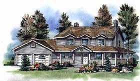 House Plan 98815