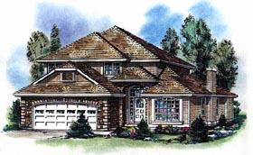 House Plan 98820