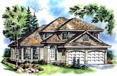 Plan Number 98822 - 1918 Square Feet