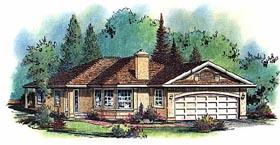 House Plan 98825