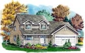 Plan Number 98830 - 1709 Square Feet
