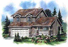 House Plan 98836