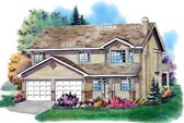 Plan Number 98842 - 1322 Square Feet