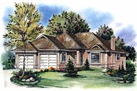 House Plan 98843