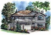 Plan Number 98844 - 1560 Square Feet