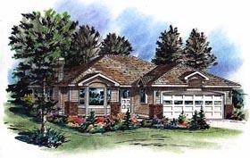 House Plan 98845