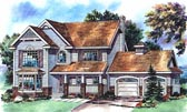 Plan Number 98848 - 1917 Square Feet