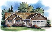 Plan Number 98849 - 1473 Square Feet
