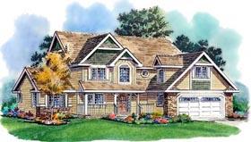 House Plan 98850