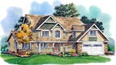 Plan Number 98850 - 2265 Square Feet