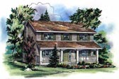 Plan Number 98854 - 1955 Square Feet