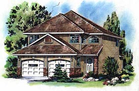 Plan Number 98861 - 1657 Square Feet