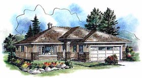 Florida House Plan 98865 Elevation