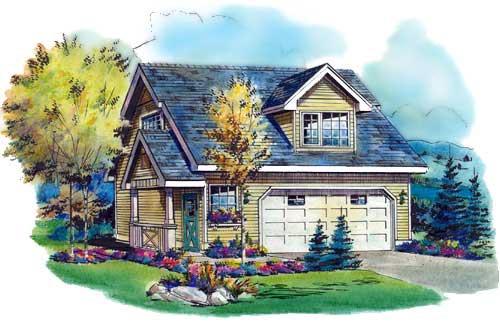 Garage Plan 98883