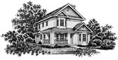 Plan Number 99012 - 1839 Square Feet