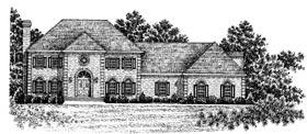 House Plan 99016