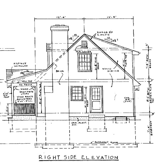 Country, Southern House Plan 99022 with 3 Beds, 3 Baths Picture 2
