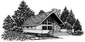 House Plan 99026