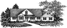 Traditional House Plan 99033 Elevation