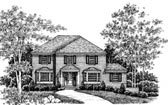 Plan Number 99036 - 3031 Square Feet