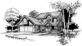 Plan Number 99037 - 1638 Square Feet