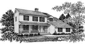 House Plan 99041